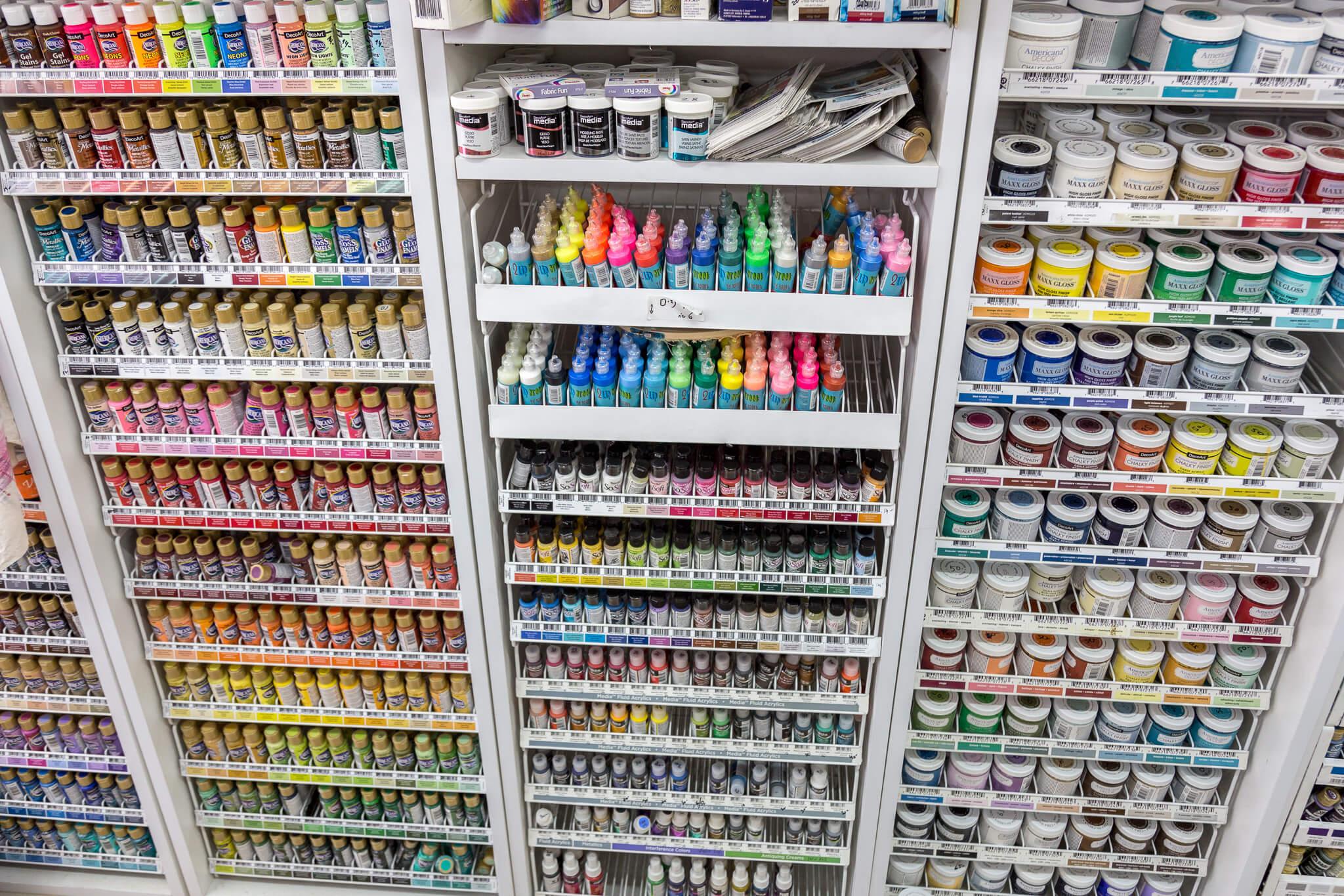 מוצרים לציור מקצועי