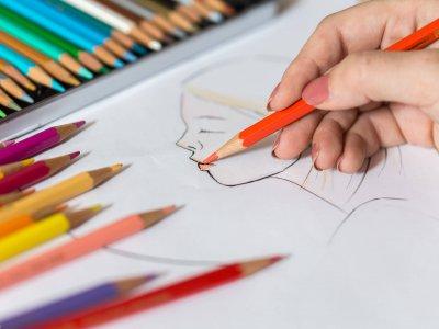 עפרונות ציור
